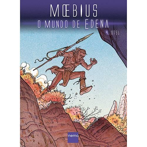 Livro - o Mundo de Edena: Stel - Vol. 4