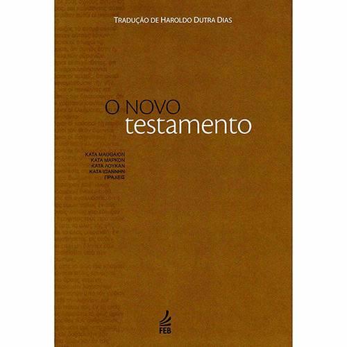 Livro - o Novo Testamento