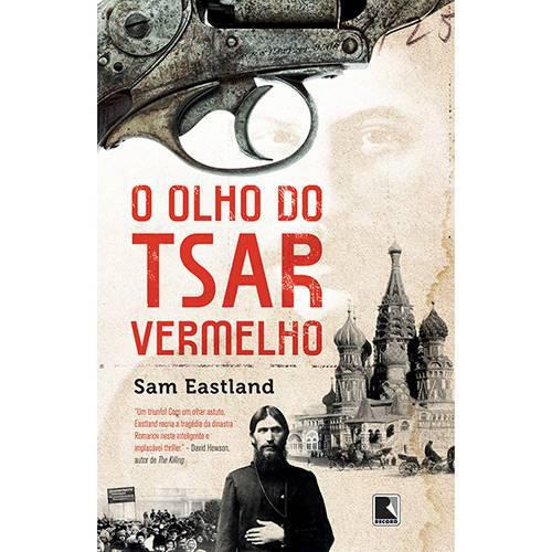 Livro - o Olho do Tsar Vermelho
