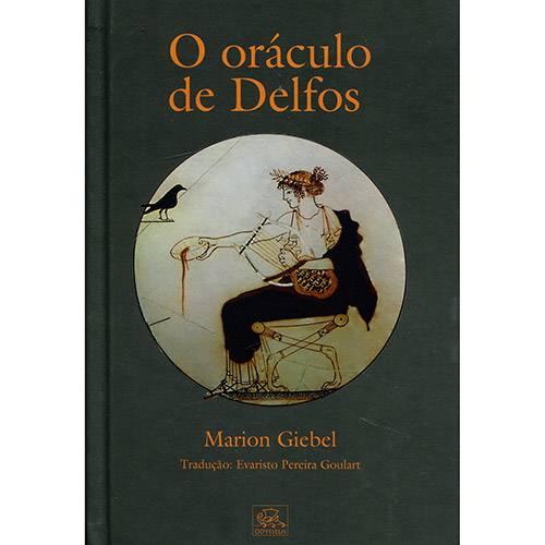 Livro - o Oráculo de Delfos