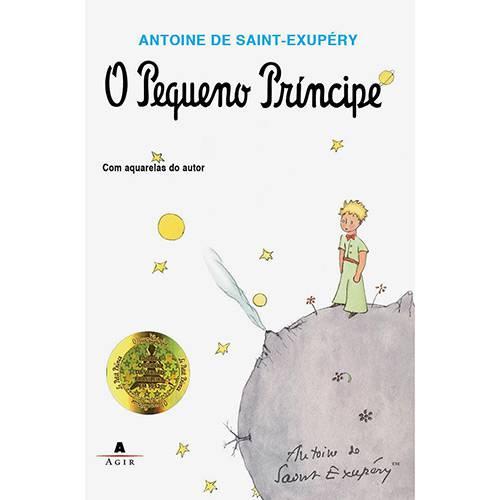 Livro - o Pequeno Príncipe (Edição de Bolso)