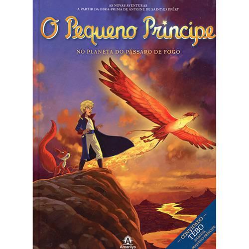 Livro - o Pequeno Príncipe no Planeta do Pássaro de Fogo - Coleção o Pequeno Príncipe - Vol. 2