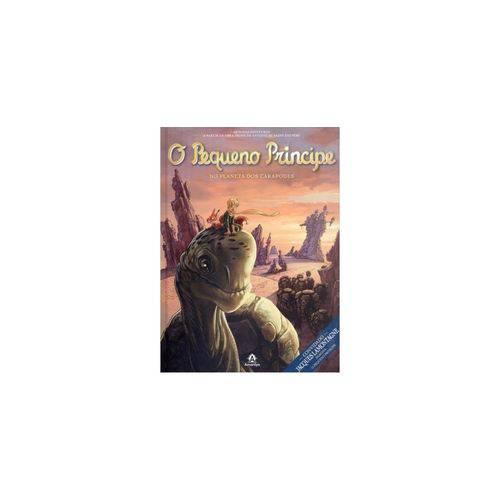 Livro - o Pequeno Príncipe - no Planeta dos Carapodes
