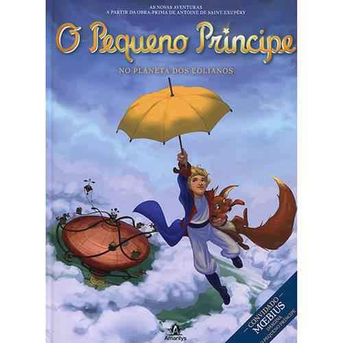 Livro - o Pequeno Príncipe no Planeta dos Eolianos - Coleção o Pequeno Príncipe - Vol. 1