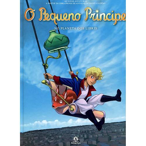 Livro - o Pequeno Príncipe no Planeta dos Libris