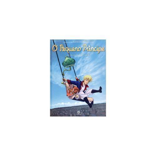 Livro - o Pequeno Príncipe - no Planeta dos Libris