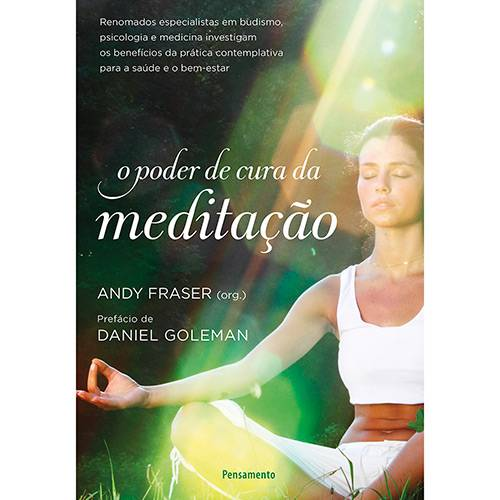 Livro - o Poder de Cura da Meditação