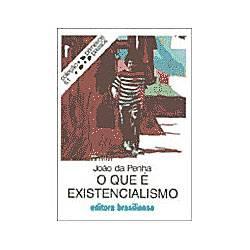 Livro - o que é Existencialismo