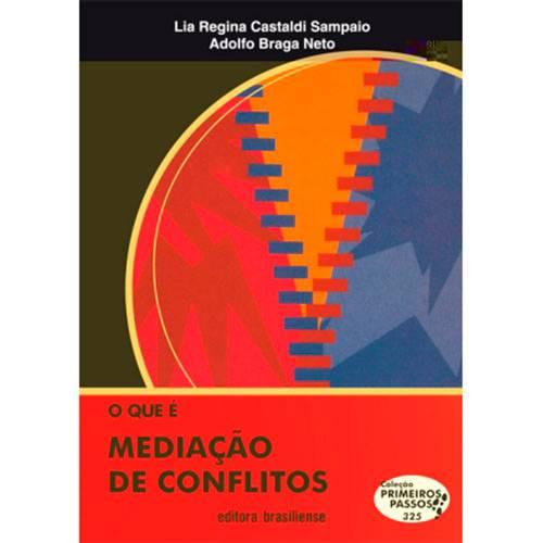 Livro - o que é Mediação de Conflitos?