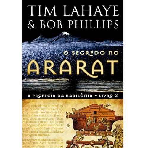 Livro - o Segredo no Ararat - Série a Profecia da Babilônia - Livro 2