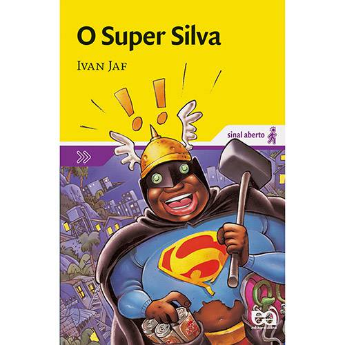 Livro - o Super Silva