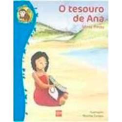 Livro - o Tesouro de Ana