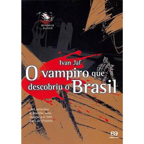 Livro - o Vampiro que Descobriu o Brasil