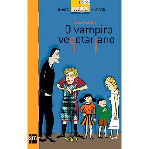 Livro - o Vampiro Vegetariano