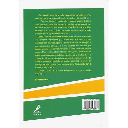 Livro - o Voleibol de Alto Nível: da Iniciação à Competição
