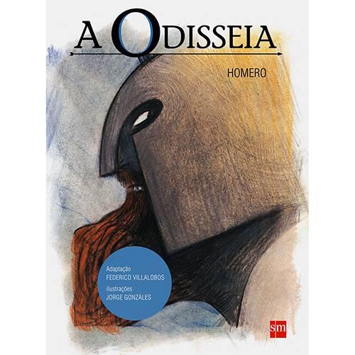 Livro - Odisseia, a