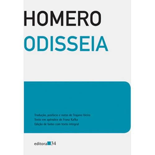 Livro - Odisseia