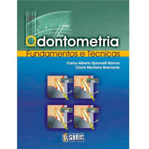 Livro - Odontometria Fundamentos e Técnicas