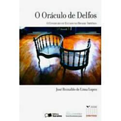 Livro - Oráculo de Delfos, o