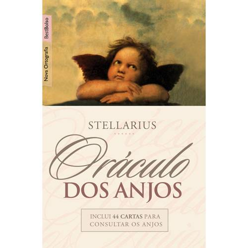Livro - Oráculo dos Anjos