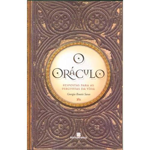 Livro - Oraculo, o