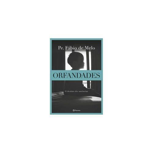 Livro - Orfandad - o Destino das Ausências - Melo