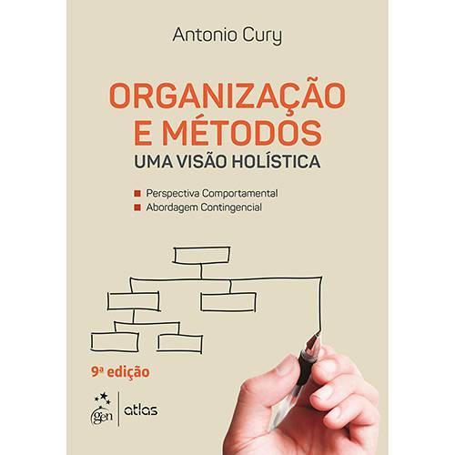 Livro - Organização e Métodos: uma Visão Holística