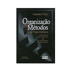 Livro - Organização & Métodos - uma Visão Holística