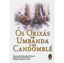 Livro - Orixás na Umbanda e no Candomblé, os