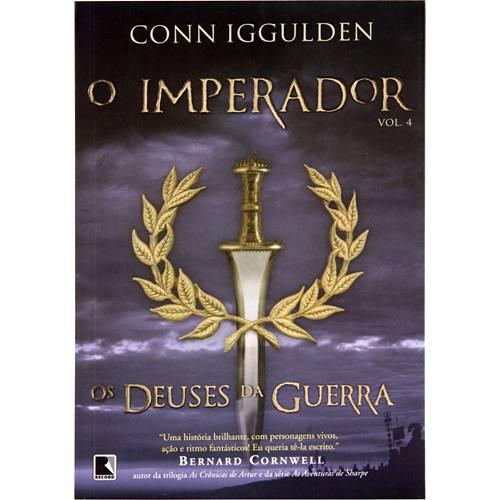 Livro - os Deuses da Guerra - Série o Imperador - Vol. 4