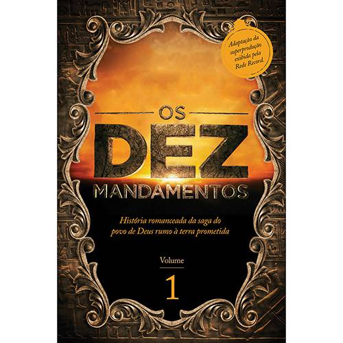 Livro - os Dez Mandamentos
