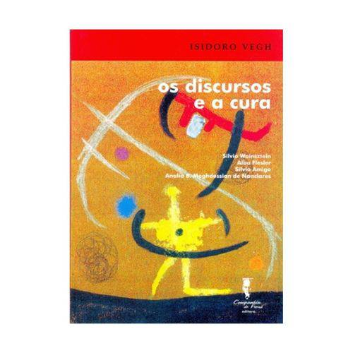 Livro - os Discursos e a Cura - Vegh