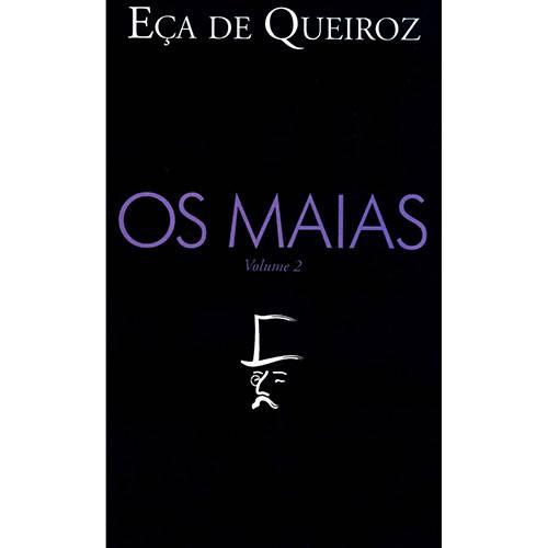 Livro - os Maias, V.2