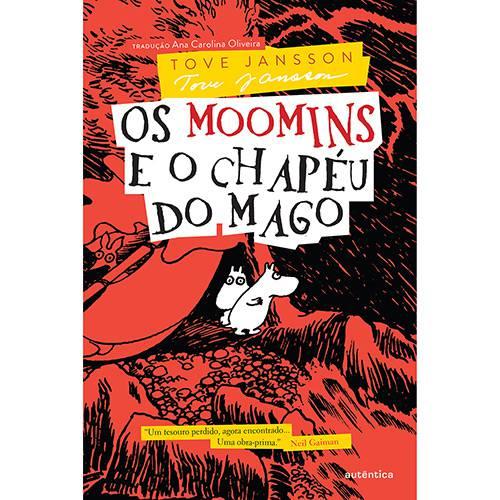 Livro - os Moomins e o Chapéu do Mago