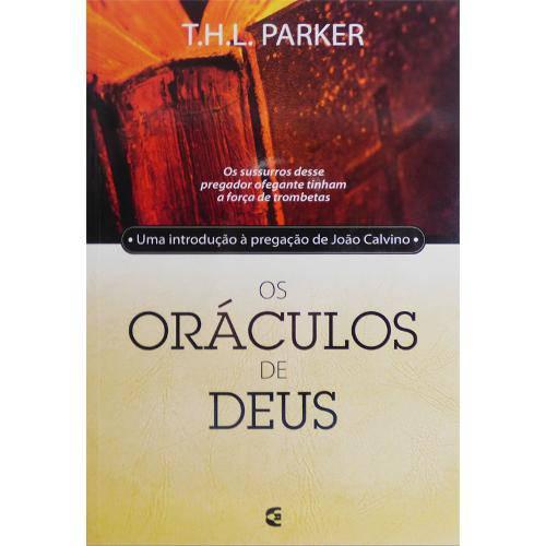 Livro os Oráculos de Deus