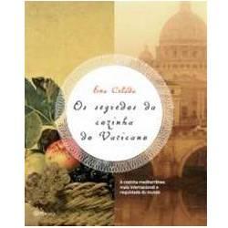 Livro - os Segredos da Cozinha do Vaticano