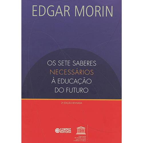 Livro - os Sete Saberes Necessários à Educação do Futuro