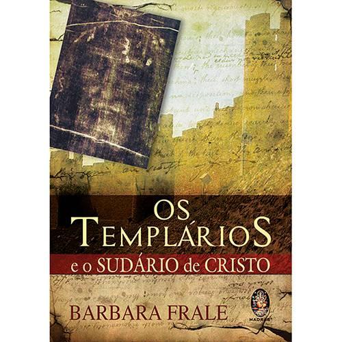Livro - os Templários e o Sudário de Cristo