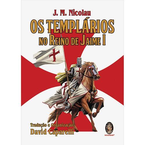 Livro - os Templários no Reino de Jaime I