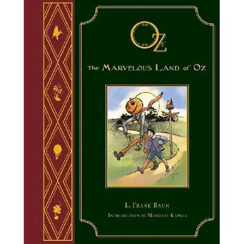 Livro - OZ: The Marvelous Land Of Oz