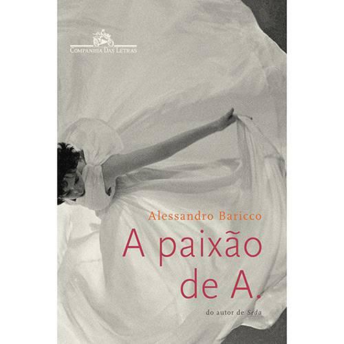 Livro - Paixão de A., a
