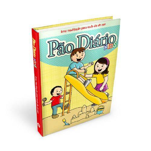 Livro Pão Diário Kids