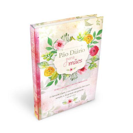 Livro Pão Diário para Mães