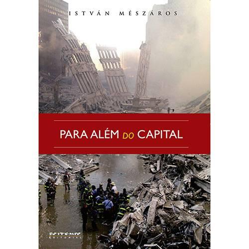 Livro - para Além do Capital