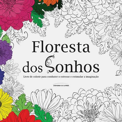 Livro para Colorir - Floresta dos Sonhos