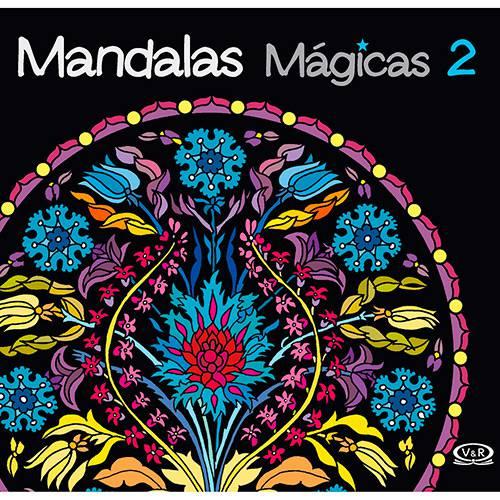 Livro para Colorir - Mandalas Mágicas - 1ª Edição