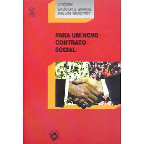 Livro - para um Novo Contrato Social