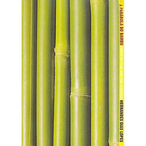 Livro Parábola do Bambú