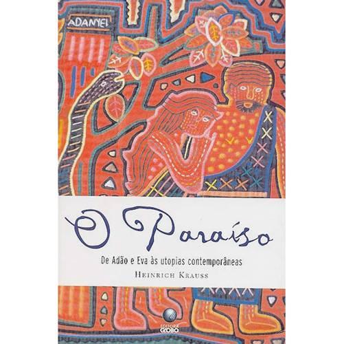 Livro - Paraíso: de Adão e Eva às Utopias Contemporâneas, o