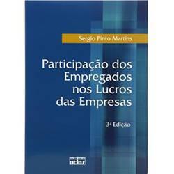 Livro - Participação dos Empregados Nos Lucros das Empresas